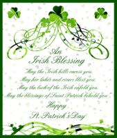 An Irish Blessing for 2010 by Jenna-Rose
