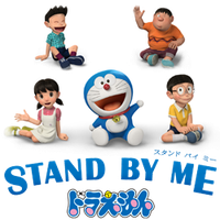 Stand By Me Doraemon - Anime Icon by OMGitsDiaz