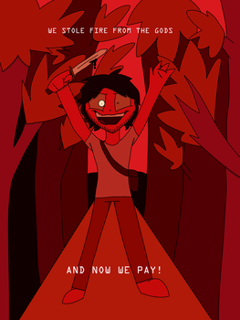 AND NOW WE PAY! ( TribeTwelve / Sisyphus ) by PixPrix3000