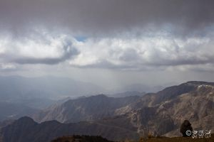 Clouds abd a Baboon by mhmalali