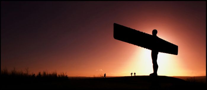 Angel of the North by scotto