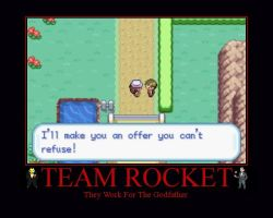 Team Rocket Godfather by MasterDBater