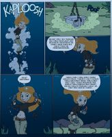 Diving Lessons with Kim Possible - P2 by underwatertoons