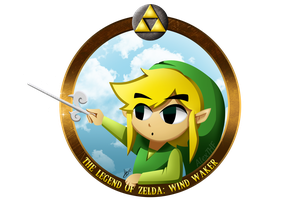The Wind Waker ~ by AlexTHF