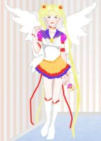 roiworld Sailor Moon by electricjesuscorpse
