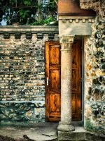 door by Trifoto