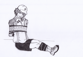 Ryoma Echizen from Prince of Tennis by Rose-Bound