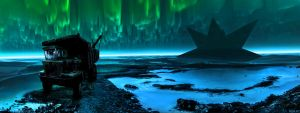 Dreams of Iceland by alexiuss