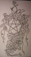 Pentacle of the Earth by Trancewitch