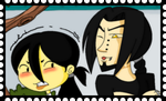 Chi You and Sumi Stamp (non-gif) by ShadowMark158
