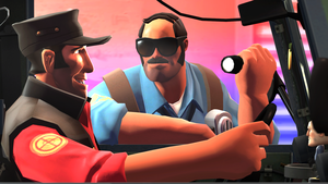 [SFM]You know how fast you were going, boy? by Coletrain-Z