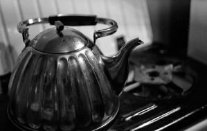 Old soviet teapot by elhoff