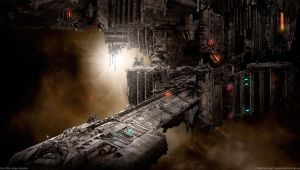 D.S.E. The Cargo Mission by MarkusVogt
