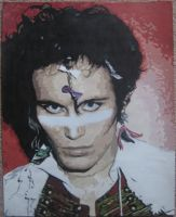 Adam Ant by AGirlCalledCatherine