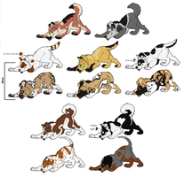 Canine Adoptables :CLOSED: by Sinful-Souls