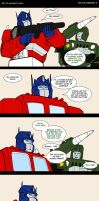 War for Cybertron 2 by Comics-in-Disguise