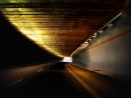 Light at the end of the Tunnel by rebstile