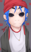 2D by Puzzlemebby