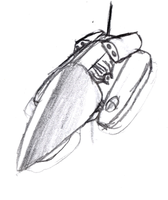 RotL: Gnat Scout Vehicle by IrateResearchers