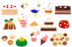 All the Sweets by Sprits