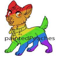 PUP LINES FOR SALE!! by PaintedPeaches