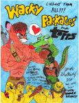 Wacky Packages Promotion by Josiah-Shockency-JCS