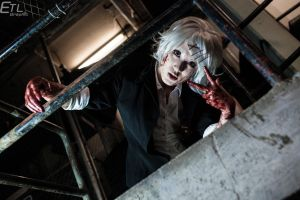 Tokyo Ghoul: Hey~ want me to kill you too? by CoelumStellatum