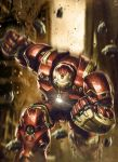 Avengers : Age of Ultron - Hulk Buster by HZ-Designs