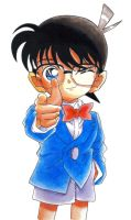 Detective Conan by Leather-lynx