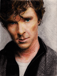 Benedict Cumberbatch!! by chaos-walking59