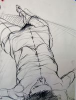 Life drawing for animation 5 by SakariSingh
