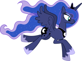 Princess Luna (Resources) by 90Sigma