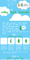 Milky Leaf Vector Tutorial by milkleaf