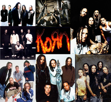 KoRn Wallpaper by Crypto-137