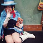 Magic Is Real! (Trucy Wright) by All-OutAttackCosplay