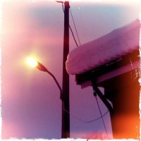 Lamppost - The Morning Glory by MidnightMinx90
