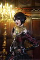 Dragon Age. Morrigan. 5 by aKami777