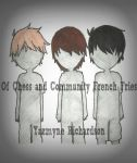 Of Chess and Community French Fries by mangafreak77
