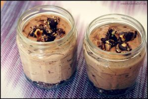 Nutella Mousse by pandrina