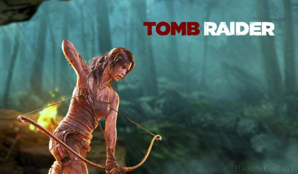 Tomb Raider 9 wallpaper by bassamgaillany