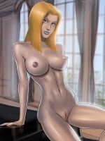 White Queen undressed by SunsetRiders7