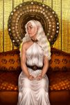 Daenerys collab - In the Light of the Sun by Ingvild-S