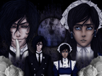 Tahnorra - The Butler and his Maid by IveWasHere