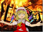 When Flandre Plays... by DemonUtauX