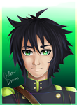 Owari No Seraph by Oskar-Draws