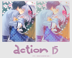 Action 15 by Arriiety