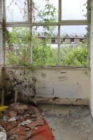 Industrial decay Stock 075 by Malleni-Stock