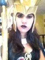 Lady Loki why by PaulaPau
