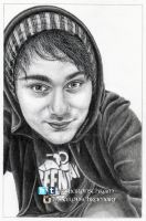 Michael Clifford (5 Seconds of Summer) by Sharsel
