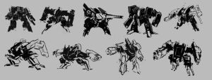 thumbnail sketches by henryz